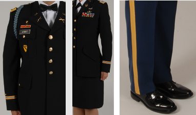 Military Uniform Alterations